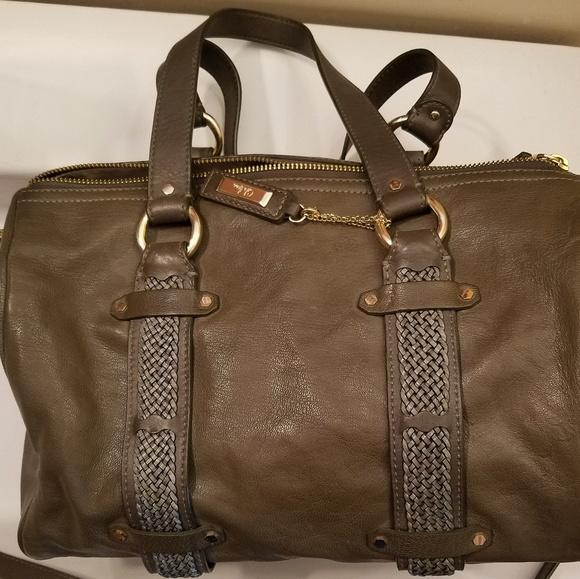 Cole Haan Handbags - Cole Haan Jade Leather Shoulder Purse aba2ebbc42948